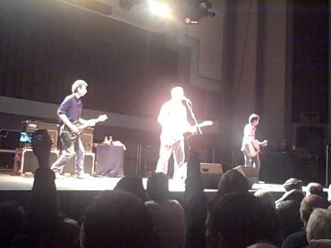 Billy Bragg A13 at The Troxy, December 2010