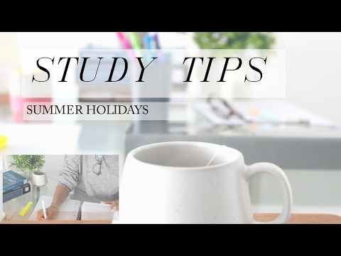 LAW SCHOOL - the BEST study routine for the holidays