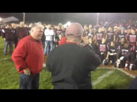 Akron Manchester football coach Jim France sets OHSAA coaching win record