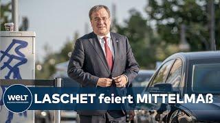 Nrw-ministerpräsident armin laschet (cdu) hat betont, dass seine partei bei der kommunalwahl in nordrhein-westfalen am sonntag auch erfolge großstädten er...