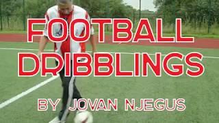 Dribbling Dzajic [Football dribblings]