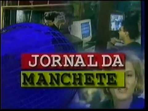 Jornal Da Manchete 30 de abril de 1998