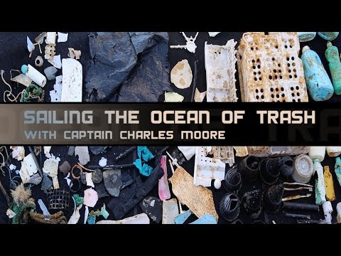 Sailing the Ocean of Trash with Captain Charles Moore