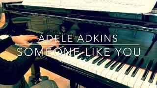 [PIANO COVER] Someone Like You - ADELE Adkins, Dan Wilson