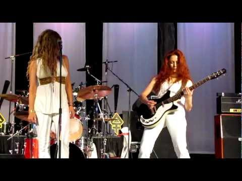 Zepparella - In My Time of Dying (Rockfest, September 8, 2012)