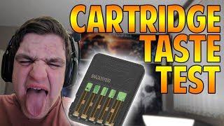 Nintendo Switch Game Cartridge Taste Test