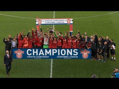 Match Highlights: Montreal Impact at Toronto FC: 2nd-Leg - June 27, 2017