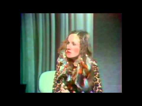 Diane Dufresne - Interview journal (TV A2 1977)