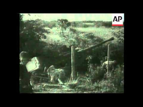 45th anniversary of US invasion of Bay of Pigs in Cuba