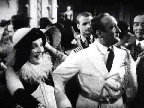 Anna Sten, Hans Albers Cenas Bomben auf Monte Carlo, 1931
