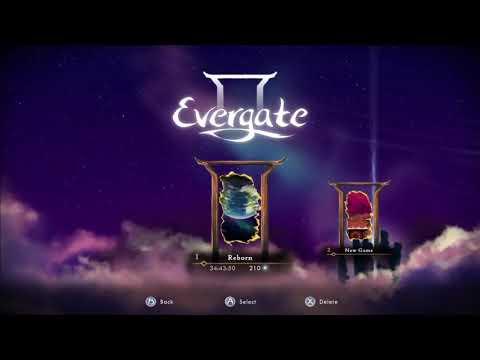 Evergate | Best Puzzle Platformer EVER? |