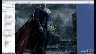 New Superman Picture Illuminati Freemason Symbolism. The Little Horn.