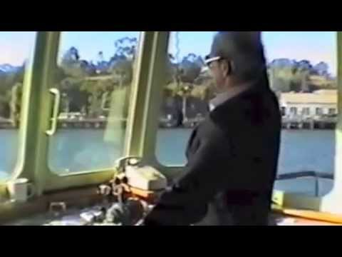 Tugs On Sydney Harbour Part 2 Circa Early 90s