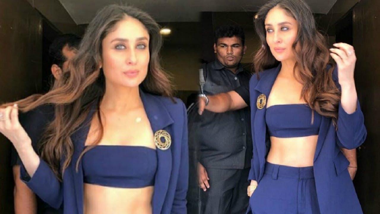 Veere Di Wedding Trailer.Veere Di Wedding Trailer Launch Kareena Kapoor Flaunts Her Hot Abs