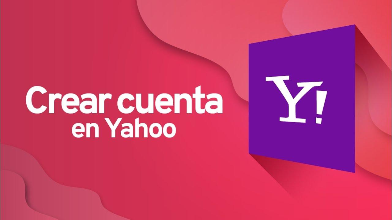 Correo Electrónico: ¿Cómo crear una cuenta en Yahoo!?