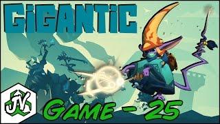 Gigantic Gameplay - Game 25 -  Mozu