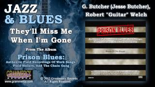 "G. Butcher (Jesse Butcher), Robert ""Guitar"" Welch - They"