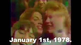 New Year& 39 s Ball Drop footage 1957 2019 FIXED