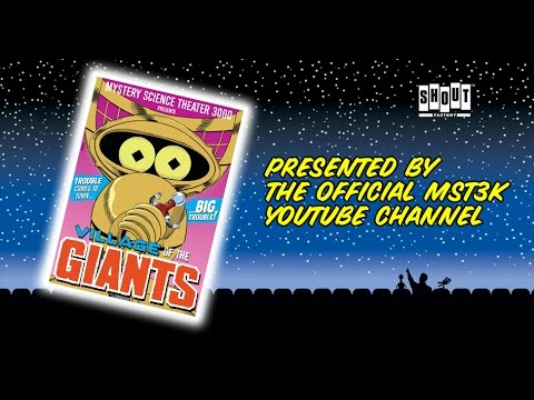 MST3K: Village of the Giants FULL MOVIE  with Annotations