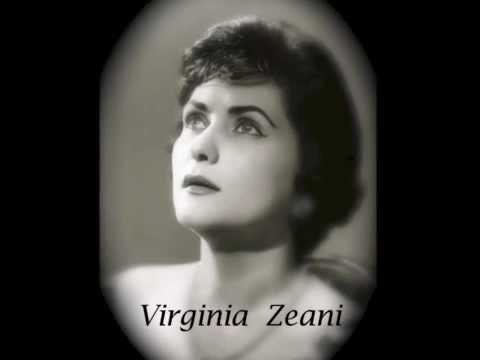"""Maria Callas, Violetta & """"The soprano she was frightened of"""" the great Virginia Zeani"""