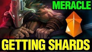 Trying To Get Some Shards - Meracle Juggernaut - Dota 2 Plus - Dota 2