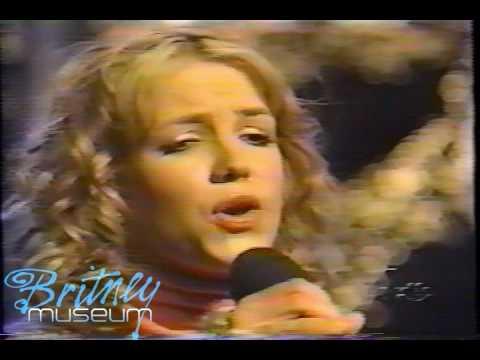 Britney Spears - From The Bottom Of My Broken Heart @ Rockefeller Center
