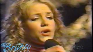 Britney Spears - From The Bottom Of My Broken Heart @ Rockefeller Center