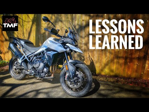 2020 Triumph Tiger 900 Review | Lessons Learned