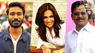 Soundarya Rajinikanth & Dhanush do a movie together | Hot Tamil Cinema News