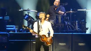 """A Day in the Life"" Paul McCartney@Madison Square Garden New York 9/15/17"