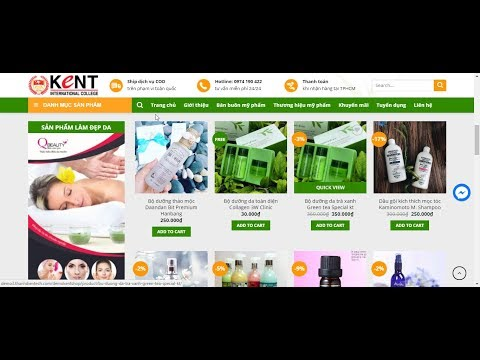 Bài 28 Show product category and banner flatsome wordpress