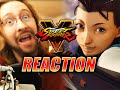 max reacts: ibuki trailer (street fighter 5)  Picture