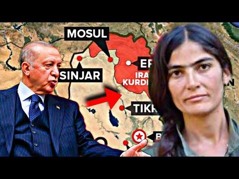 Ցավալի Լուր! Իրաքում սպանվել է Էրդողանին Օր ու Արև չտվող Կինը