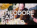 Theodore Earl Butler: A collection of 94 paintings (HD)