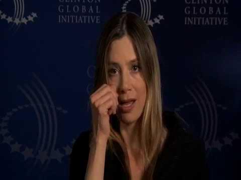 Extended Interview Mira Sorvino
