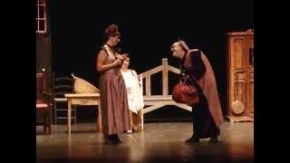 El caballero de los espejos - entrevista al grupo de teatro Nekles