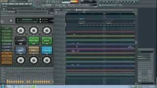 "How Dubstep is made (Advanced FL Studio tips) The making of ""Dream lights"""
