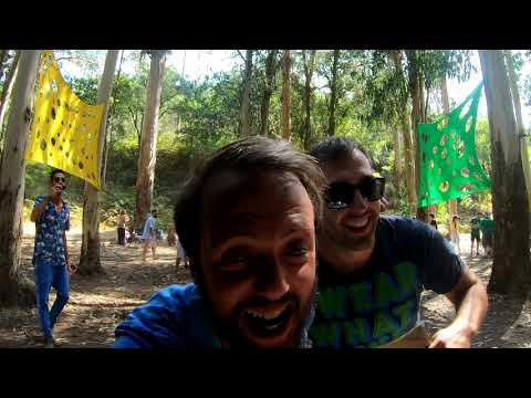 PSY TRANCE HANUMAN AT COUCE FOREST