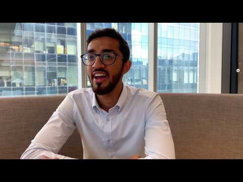 Generation Z asks Engineering Graduate Fauzy Siddiqui about his career