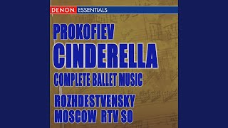Cinderella, Op. 87: Act II: No. 20. Dance of the Courtiers - Andante grazioso