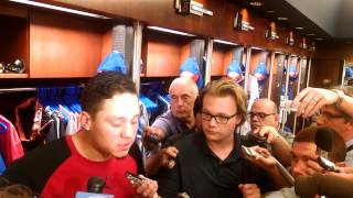 Mets Wilmer Flores on his non trade