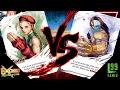 Street Fighter EXCEED - Cammy VS Vega