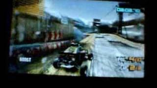 Motorstorm Arctic Edge DEMO Gameplay