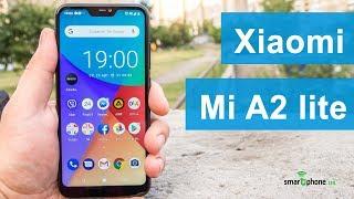Xiaomi Mi A2 Lite -  дисплей с вырезом, Android One и надежный Snapdragon 625