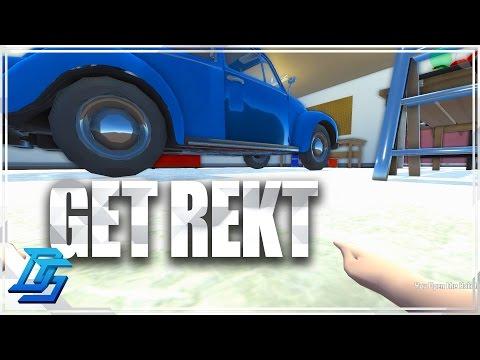GET REKT , Demo Vs Boom - Who's Your Daddy (Update 2.0)