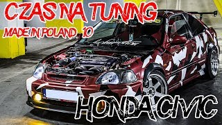 Gambar cover Czas na tuning made in Poland #10 - Honda Civic Coupe