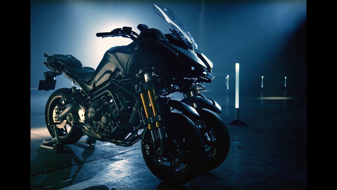 Yamaha Niken 2018   Three wheeled motorcycle!   PRICE AND FEATURED    SPECIFICATION YAMHA NIKEN