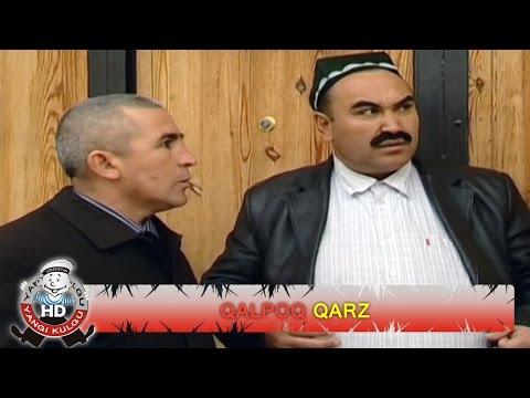 Qalpoq - Qarz   Калпок - Карз (hajviy ko'rsatuv)
