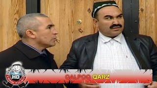 Qalpoq - Qarz | Калпок - Карз (hajviy ko'rsatuv)