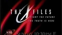 The X-Files Fight the Future The Truth is Here Sci-Fi Channel TV Special Ad (1998)
